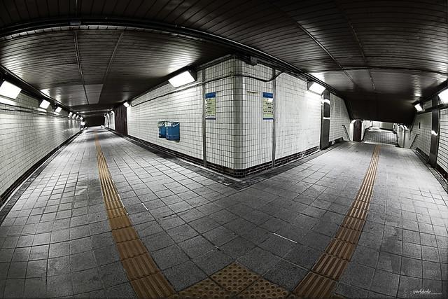 [interior] underground passage