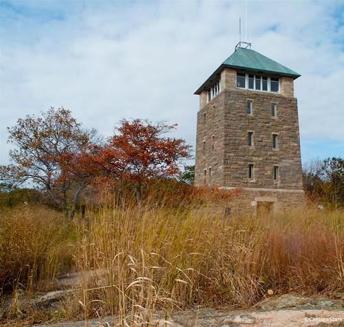 Tower on Bear Mountain ©ChelseaStark http://www.chelseastarkphotography.com by chelseastarkphotography.com