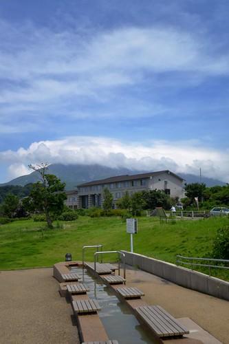 2012夏日大作戰 - 桜島 - 桜島ビジターセンターの近く (5)