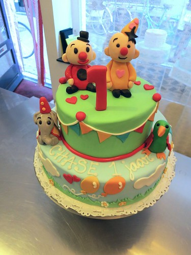 Bumba Birthday Cake by CAKE Amsterdam - Cakes by ZOBOT