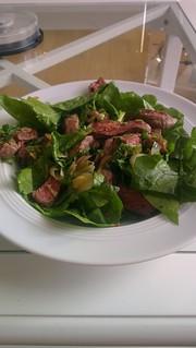 beef + spinash