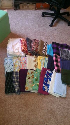 flannel stash 8/12/12 by teawithfrodo