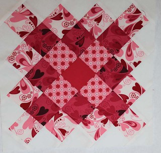 Sew Red For Women Block 7/ GGQ #7???