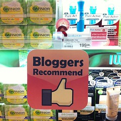 Blogger recommend Sign by Davich Klinadung