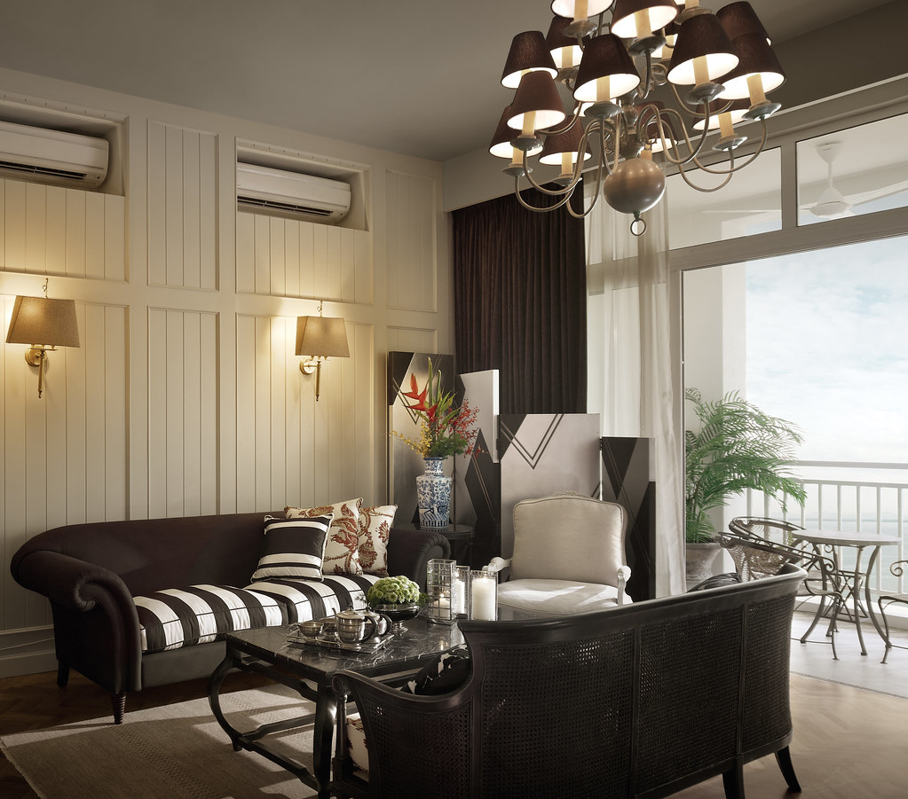 Andaman at Quayside_1Br living Area.jpg