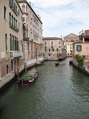 Channel in Venezia
