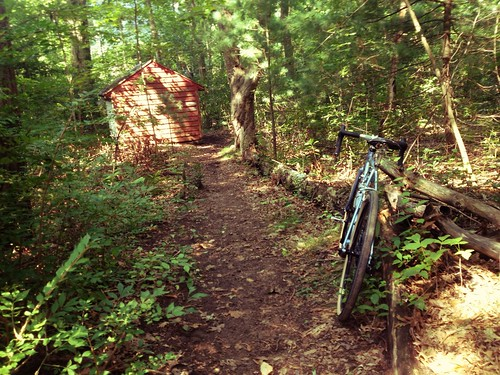 Bedford-Billerica Dirt Trail