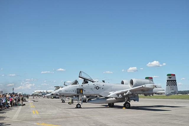 【20120819_横田基地日米友好祭(Friendship Festival)14_A-10 Thunderbolt II