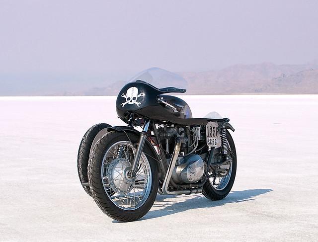 '71 Triumph Sidecar