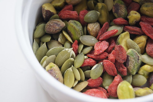 Healthy Snack Ideas - Nuts and Seeds