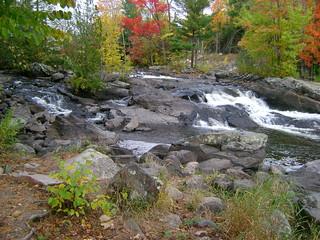 Lake of the Falls 10-8-09
