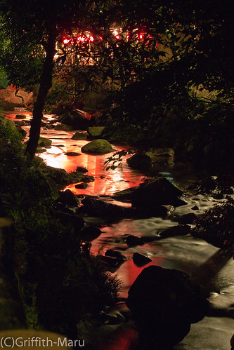 The red stream