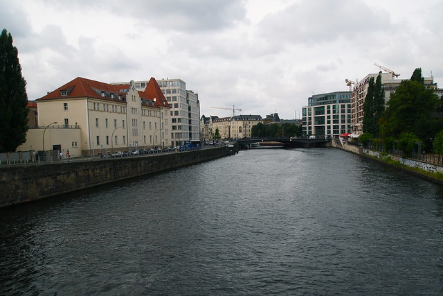 Overlooking the Spree
