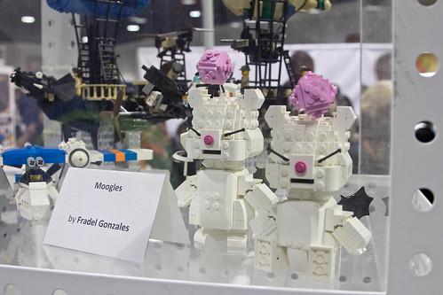 Lego Moogles
