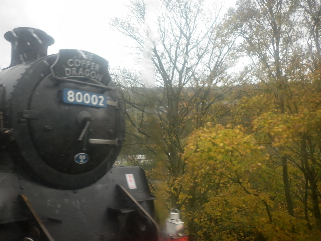 Haworth - Steam train excursion