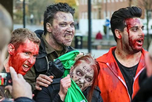 Derby Zombie Walk 2012 - 42