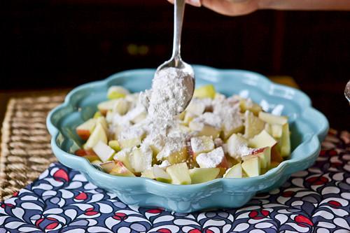 Apple & Pear Breakfast Crisp 15