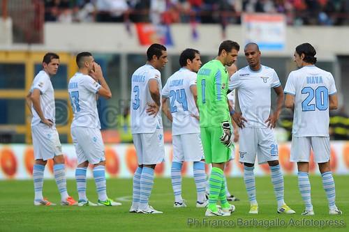 Lazio, battere il Catania per uscire dalla crisi$