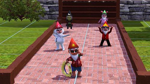 five gnomes