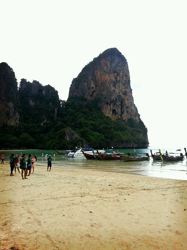 railay beach by owenaj