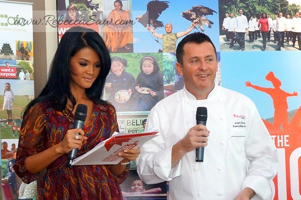 AFC The Big Break - Farah Quinn and Chef Alan of Resort World Sentosa-004