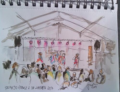 Festival do Arroz e da Lampreia em Montemor-o-Velho by JMADesigner