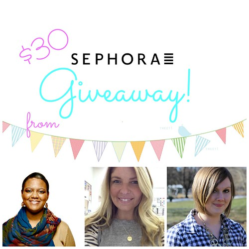 March 14 Sephora Giveaway