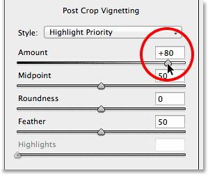 vignette-amount