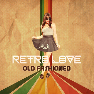 Retro Love - Old Fashioned (Album Cover)
