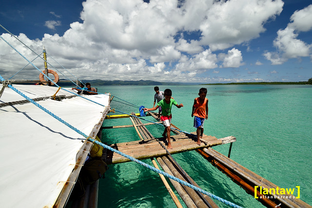 Cagbalete Island - Commuter Boat
