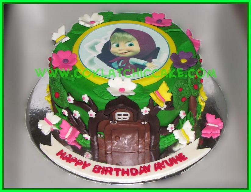 Cake Masha