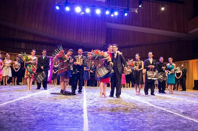 Ganadores del Capeonato de Baile de la Ciudad 2016 - 7