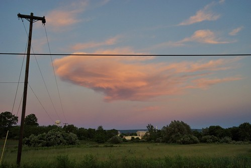 sunset cloud home whale