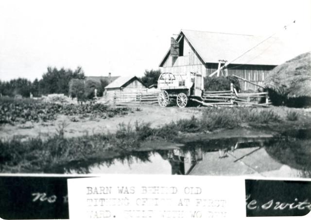 Barn Old