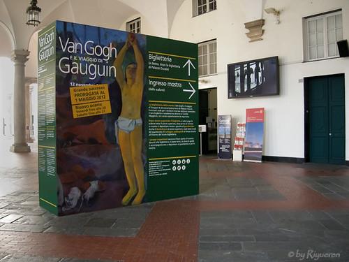 Mostra Van Gogh e il viaggio di Gauguin