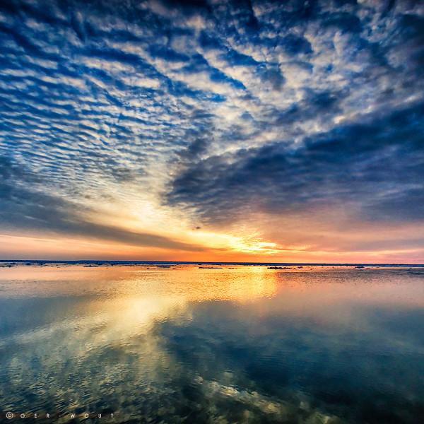 【好美】風起雲湧的壯麗天空攝影
