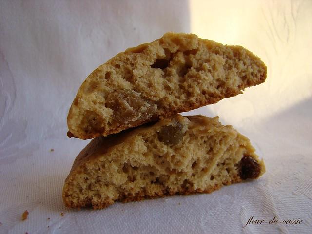 мягкое пряное печенье 3