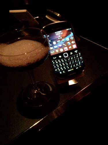 BlackBerry Night