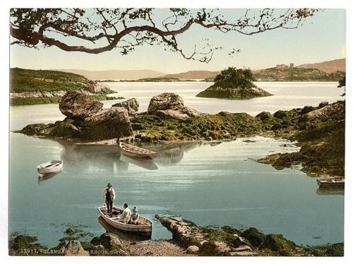 老照片:重回120年前的爱尔兰(20p)