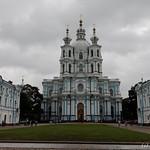 La cathédrale de Smolny
