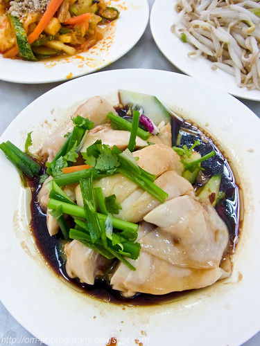 nga choi gai poached chicken at Pak Kong R0017133 copy