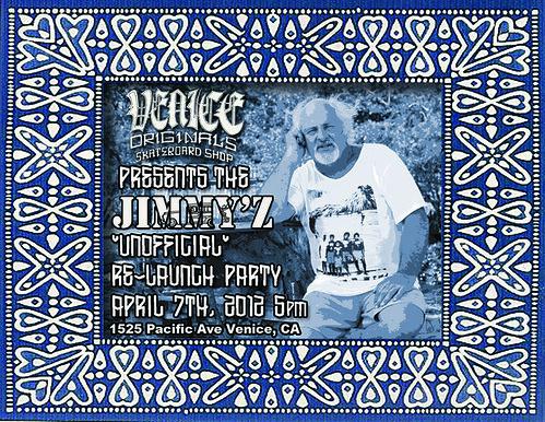 JIMMY'Z LAUNCH