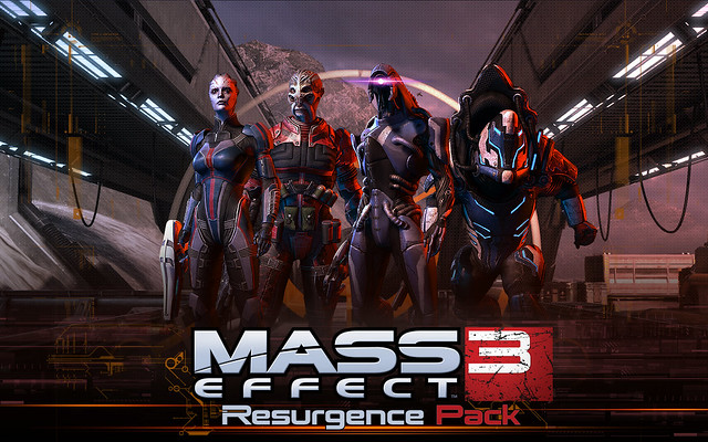Mass Effect 3: Resurgence P