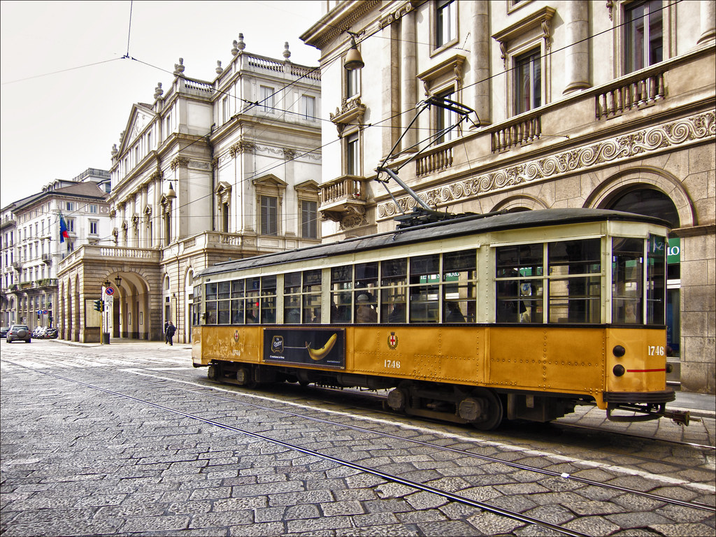 Milano Streetview