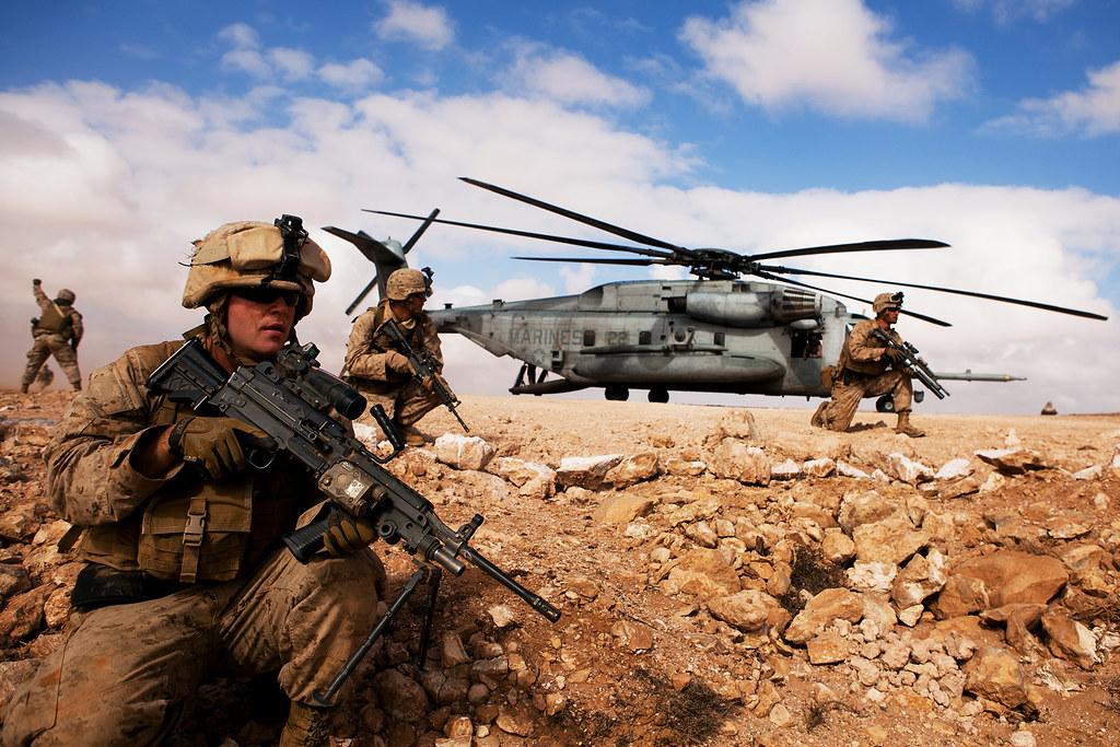 US Marine Corps (USMC) - Page 5 6942442920_8f5682fe21_b