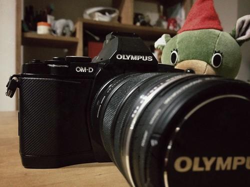 OLYMPUS OM-D