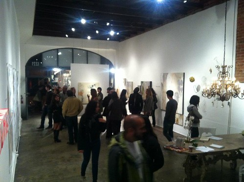 "M Herrington ""Pop Up"" Gallery on Abbot Kinney"