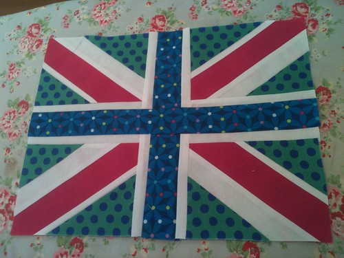 Finally it's a proper Union Jack!!!