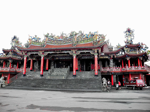 Temple on the Road
