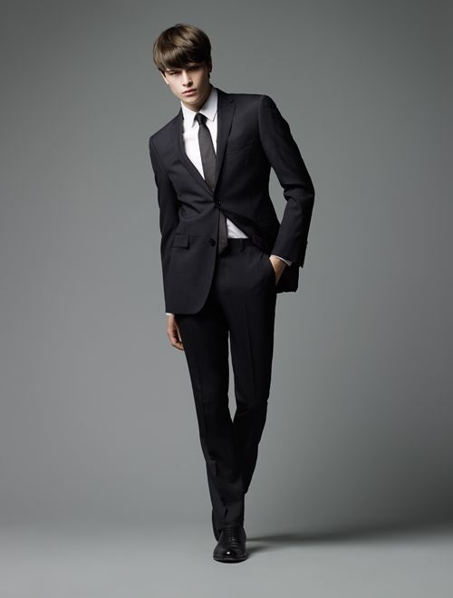 Hugh Vidler0007_Burberry Black Label SS12